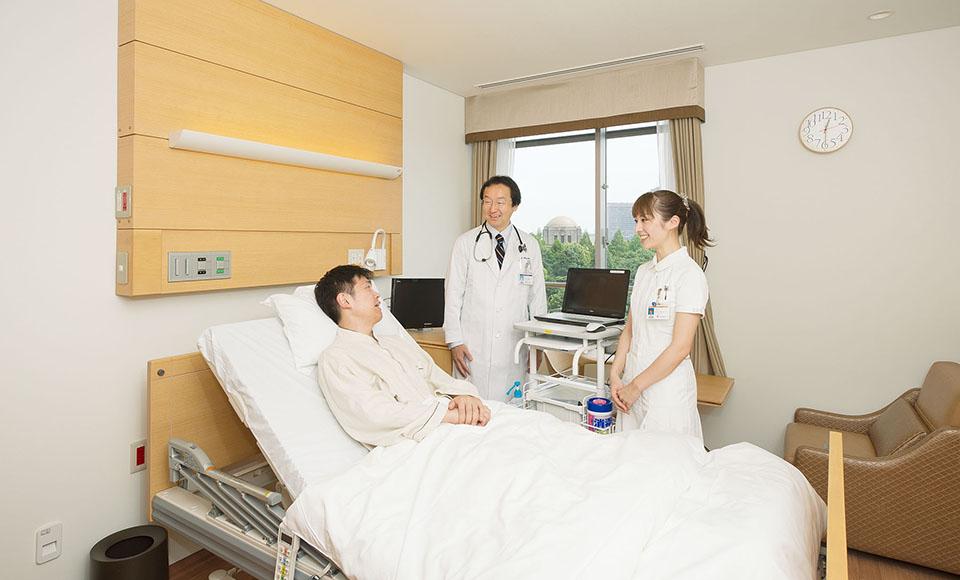 Bệnh viện Đại học Keio